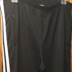 Instant Action Women's Black and Gray Joggers